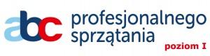Logo ABC Profesjonalnego Sprzątania poziom I